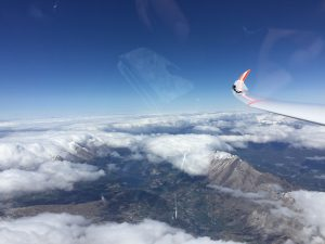 19,000ft in Sisteron