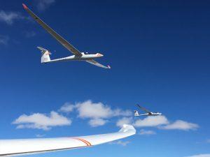 Compeition Final Glide